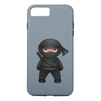 Little Ninja on Grey iPhone 7 Plus Case