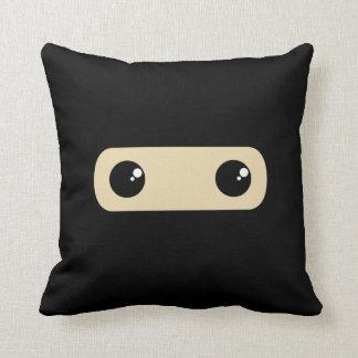 Little Ninja Throw Pillow