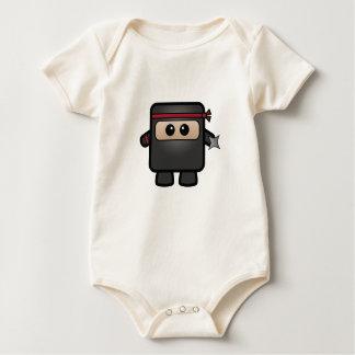 Little Ninja Baby Bodysuit