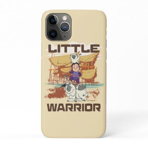 Little Noi & Ongi - Little Warrior iPhone 11 Pro Case