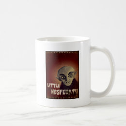 LITTLE NOSFERATU COFFEE MUG