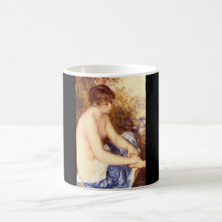 Little Nude in Blue_Impressionists Coffee Mug