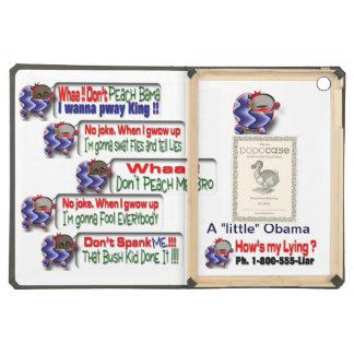 Little Obama iPad Air Cases