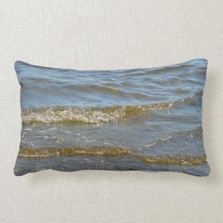 Little ocean waves Pillow