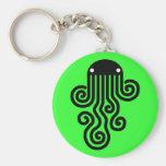 Little Octopus Keychain