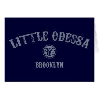 Little Odessa Card