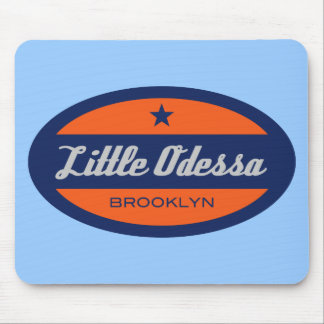 Little Odessa Mouse Pad