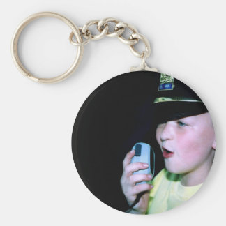 Little Officer 6 Keychain