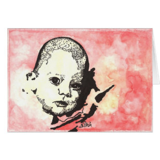 Little One Greeting Cards