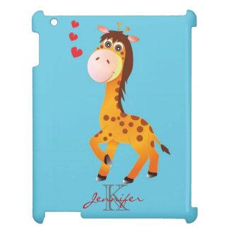 Little One Giraffe, iPad Case
