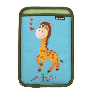 Little One Giraffe, iPad Sleeve