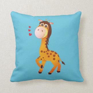 Little One Giraffe, Pillow