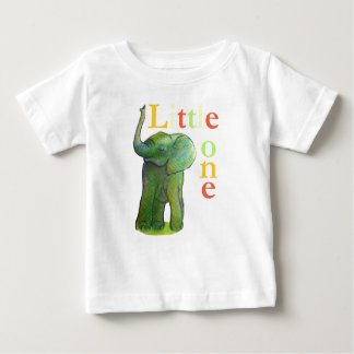 Little One Infant and Toddler  Elephant T-Shirt