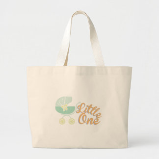 Little One Large Tote Bag