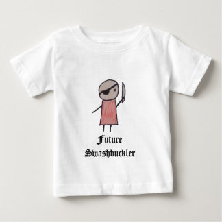 Little One pirate baby t-shirt