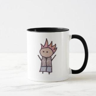 Little One rebel ringer mug