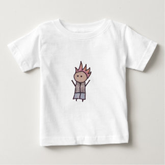 Little One rebel toddler shirt