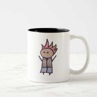 Little One rebel two tone mug