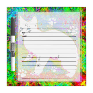 Little One Spring Lined Small Dry Erase Board