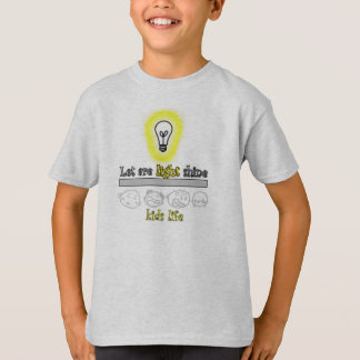 Little One's by Real One CO. let are light shine T-Shirt