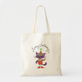 Little Ones! Happy Holidays! Tote Bag