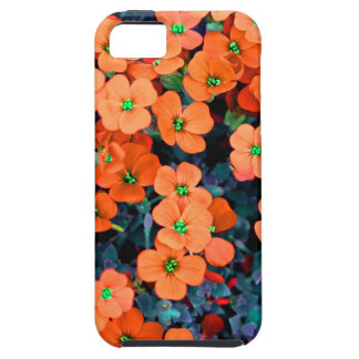 Little Orange Flowers iPhone SE/5/5s Case