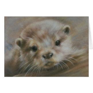 Little Otter Card