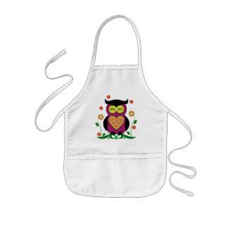 Little Owl 2b Aprons