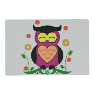 Little Owl 2b Placemat