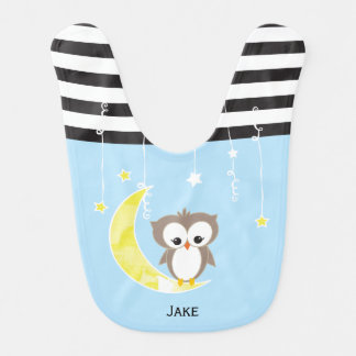 Little Owl  |  Bib