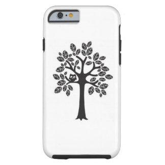 Little Owl Big Tree Tough iPhone 6 Case