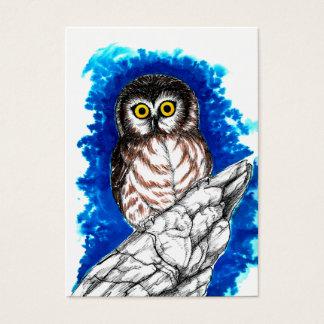 Little Owl Business Card