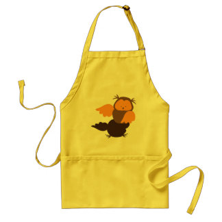 Little Owl cutie Showoff Adult Apron
