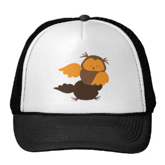 Little Owl cutie Showoff Trucker Hat