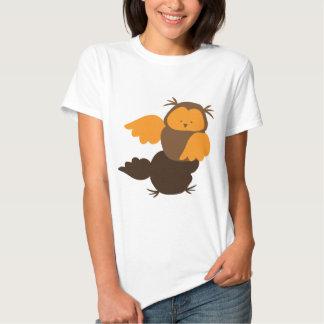 Little Owl cutie Showoff Tee Shirt