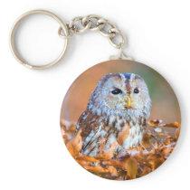 Little Owl Keychain
