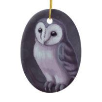 Little Owl Ornament