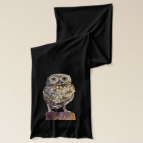 Little owl scarf