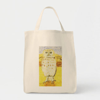 Little Owl Subspecies Tote Bag