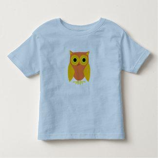 Little Owl Toddler Tee