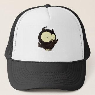 Little owl trucker hat