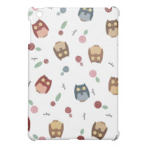 Little Owls Case For The iPad Mini