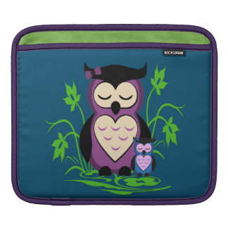 Little Owls Sleeve For iPads