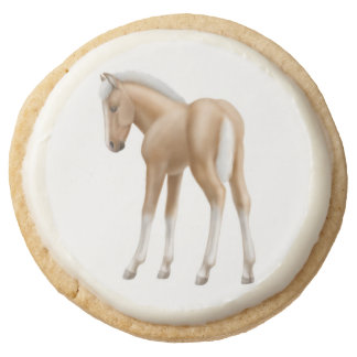 Little Palomino Horse Foal Gourmet Cookies