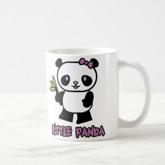 Little Panda Classic White Coffee Mug