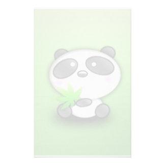 Little Panda Cub Stationery
