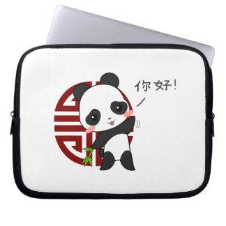 Little Panda Electronics Bag Laptop Computer Sleeves