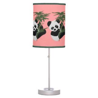 Little Panda Lampshade Table Lamp