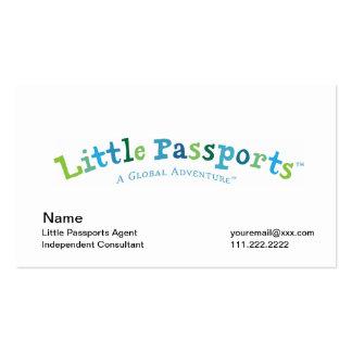 Little Passports Agent's Business Card