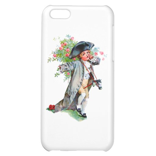 Little Paul Revere Cover For iPhone 5C